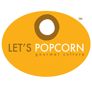 let's popcorn logo