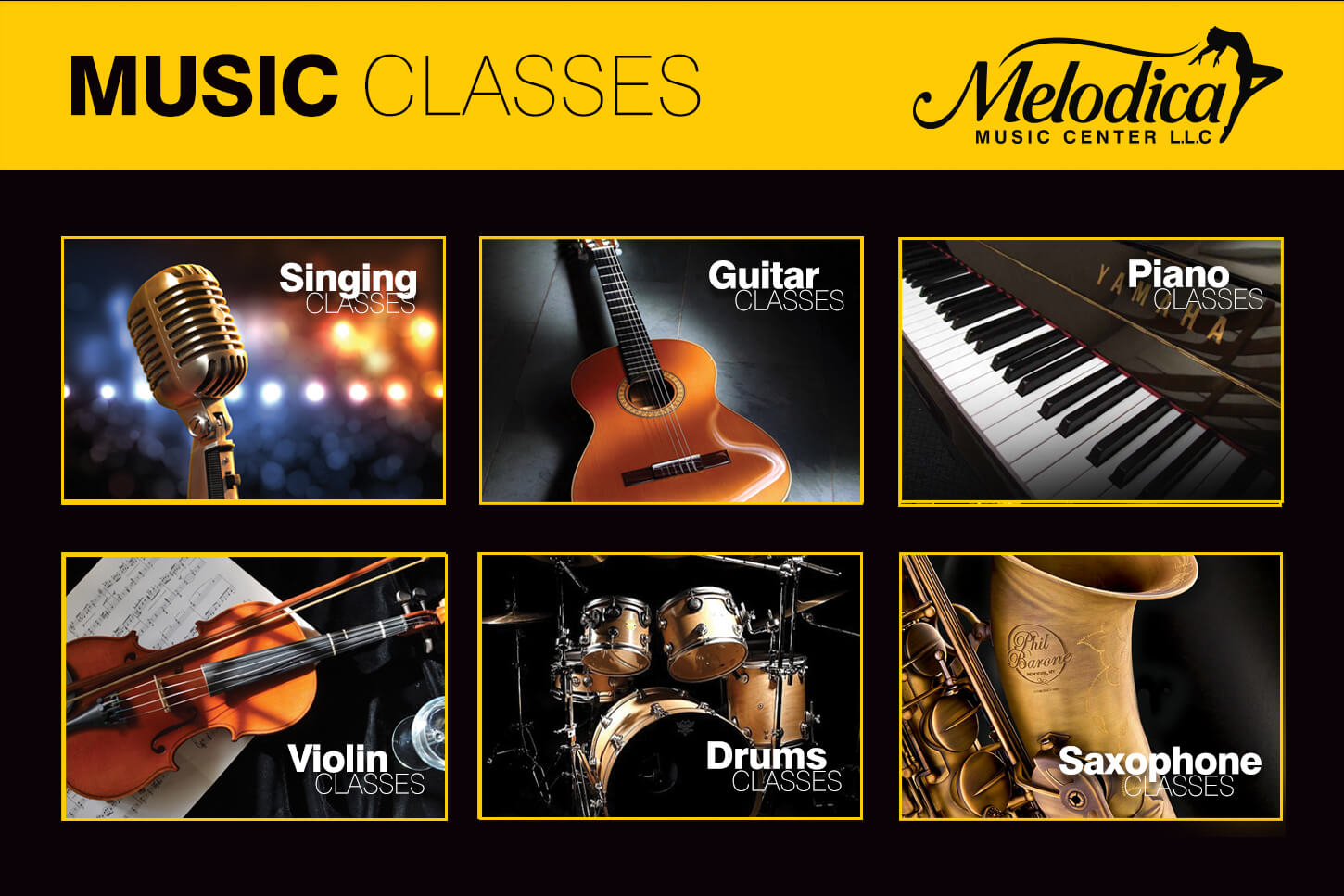 Melodica Music Classes